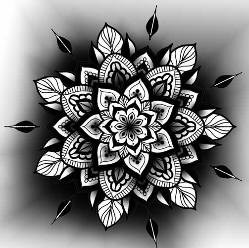 Mandala Tattoo Meaning