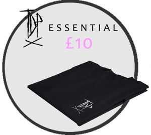 TDP Clothing essential Range