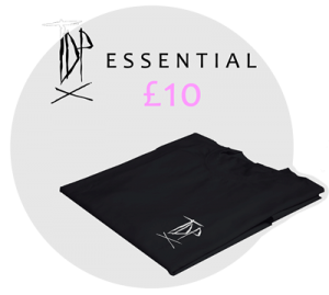 TDP Clothing Essential Logo