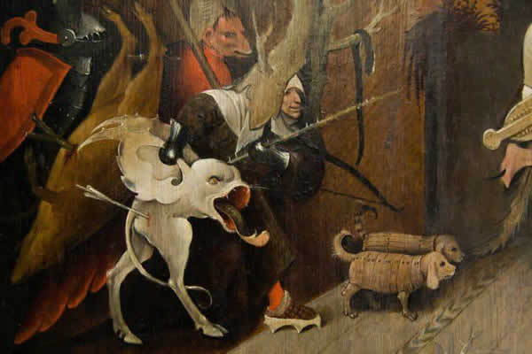 The History of The Devil Bosch