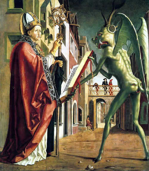 The History of The Devil St Augustine and the Devil