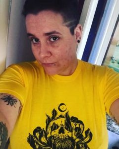 TDP Clothing Yellow T-Shirt Dead Crysanthemum