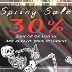 Tattoo Clothing Spring Sale