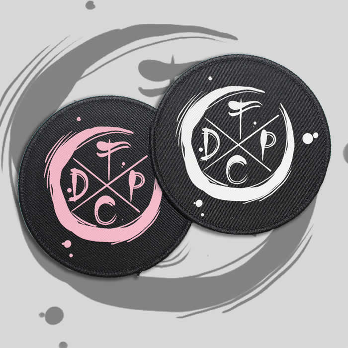 Tattoo Patch TDP Moon