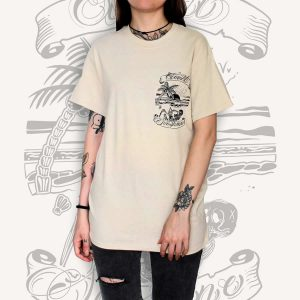 Island T-Shirt Sand Eternal Sunshine