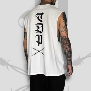 Sleeveless T-Shirt 'Cult X'