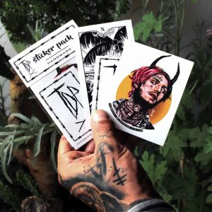 Tattoo Sticker Pack