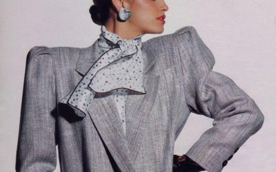 80s Fashion History and Trends