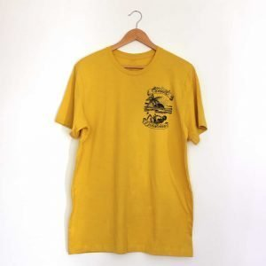 Eternal Sunshine Mustard T-Shirt