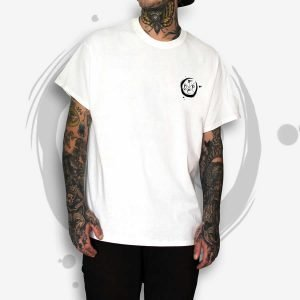 TDP Essential Moon White T-Shirt Men