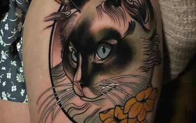 Cat Tattoo Meaning