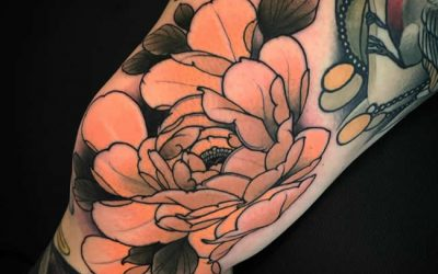 Peony Tattoo Meaning