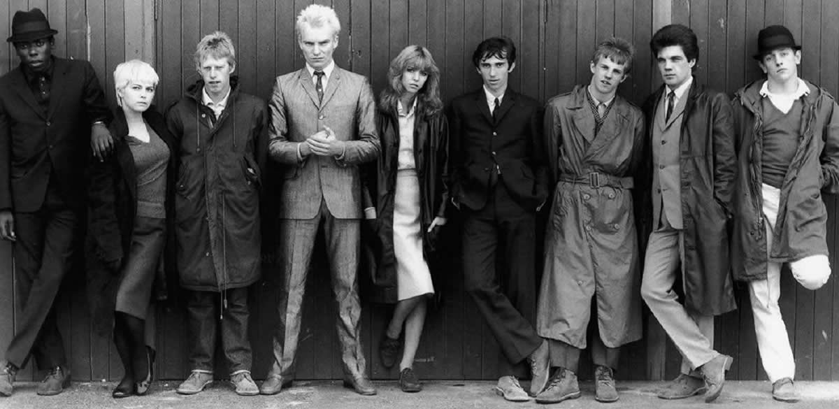 Mods and Rockers Styles and Fashion - Quadrophenia