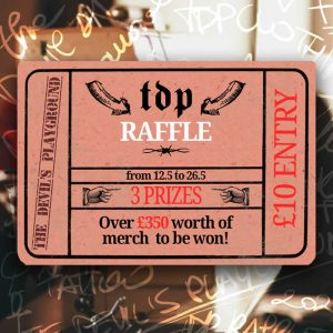TDP Clothing Raffle Ticket