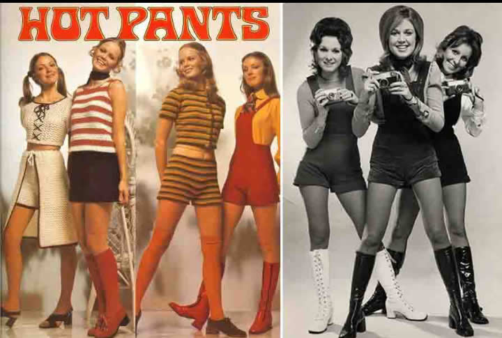 From Shorts to Hot Pants