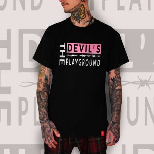 The Devils Playground Black T-Shirt